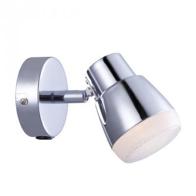 Светодиодный спот Arte Lamp Cuffia A5621AP-1CC бра arte lamp cuffia a5621ap 1cc