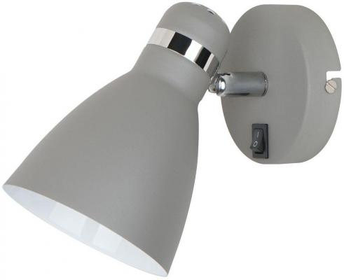Спот Arte Lamp Mercoled A5049AP-1GY arte lamp a5049ap 1gy