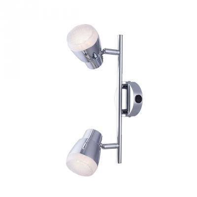 Светодиодный спот Arte Lamp Cuffia A5621AP-2CC бра arte lamp cuffia a5621ap 1cc