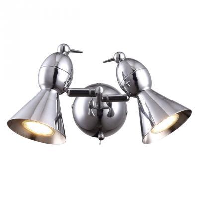 Фото - Спот Arte Lamp Picchio A9229AP-2CC спот arte lamp picchio a9229ap 1cc