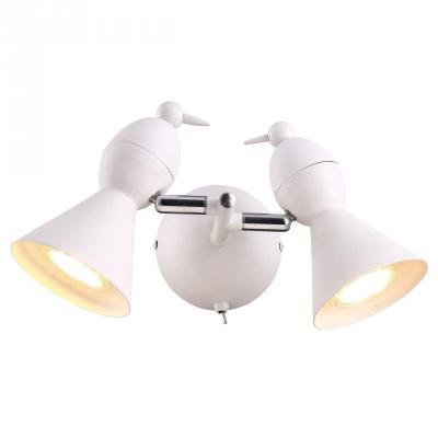 Фото - Спот Arte Lamp Picchio A9229AP-2WH спот arte lamp picchio a9229ap 1cc