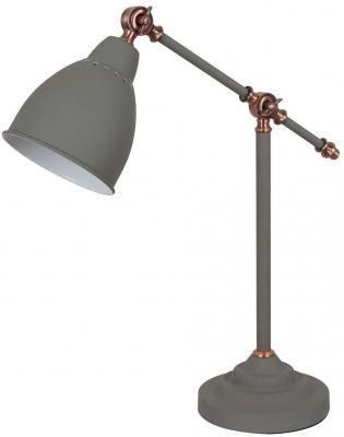 Настольная лампа Arte Lamp Braccio A2054LT-1GY
