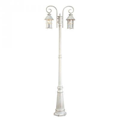 Садово-парковый светильник Arte Lamp Prague A1467PA-2WG