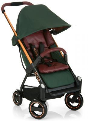 Коляска прогулочная I'COO Acrobat Shop N Drive (copper green)