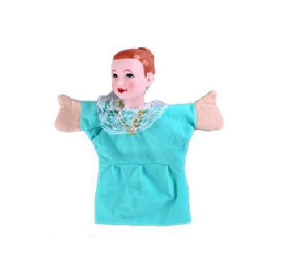 Кукла на руку Жирафики Мадам