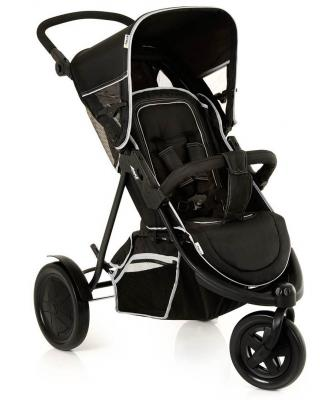 Прогулочная коляска для двоих детей Hauck Freerider SH-12 (black) коляска трость для двоих детей hauck turbo duo caviar stone