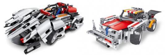 Конструктор Shantou Gepai Внедорожник-грузовик 326 элементов пазл 3d shantou gepai заяц 56 элементов 9027
