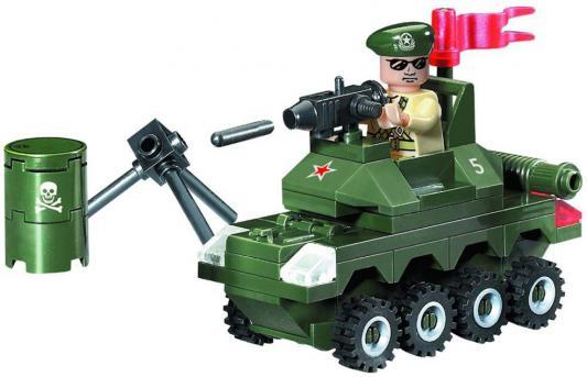 Конструктор BRICK Танк 805 69 элементов