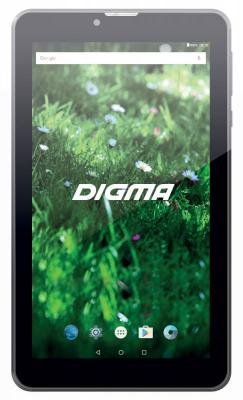 Планшет Digma Optima Prime 3 7 8Gb черный Wi-Fi Bluetooth 3G Android TS7131MG планшет digma optima 10 7 dark blue