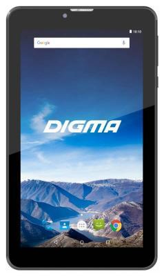 "Планшет Digma Plane 7521 4G 7"" 16Gb черный Wi-Fi 3G Bluetooth LTE Android PS7134ML"
