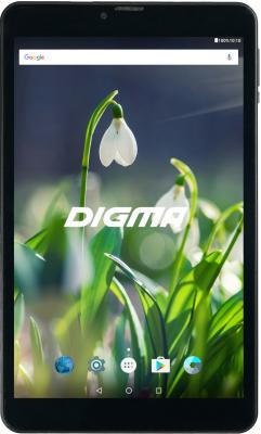Планшет Digma Plane 8522 3G 8 8Gb черный Wi-Fi 3G Bluetooth Android PS8135MG