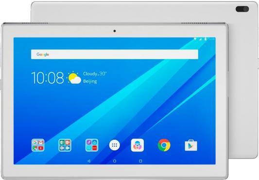 "Планшет Lenovo Tab 4 TB-X304L 10.1"" 32Gb белый Wi-Fi Bluetooth 3G LTE Android ZA2K0123RU"
