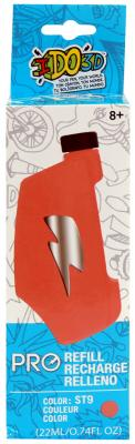 "Картридж для ручки ""Вертикаль PRO"", розовый 164059"