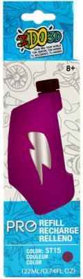 """Картридж для ручки """"Вертикаль PRO"""", пурпурный 164060"""