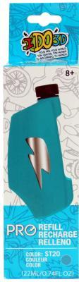 Картридж для ручки Вертикаль PRO, темно-бирюзовый 164062 наборы для творчества redwood 3d картридж для 3d ручки вертикаль