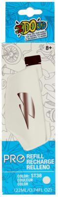 Картридж для ручки &quot,Вертикаль PRO&quot,, белый 164066