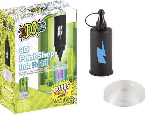 Картридж для 3D Пресс-машины &quot,Вертикаль&quot,, Синий 164085