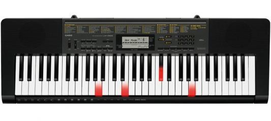 Синтезатор Casio LK-265 61 клавиша USB черный синтезатор casio lk 265 61клав