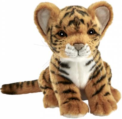 Мягкая игрушка Тигренок Hansa Тигренок искусственный мех 17 см hansa мягкая игрушка тигренок