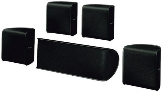 Акустический комплект Pioneer S-11 черный акустический комплект pioneer s p01 lr w