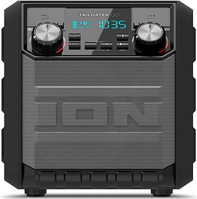 цена на Портативная акустикаION Audio Tailgater Go черный