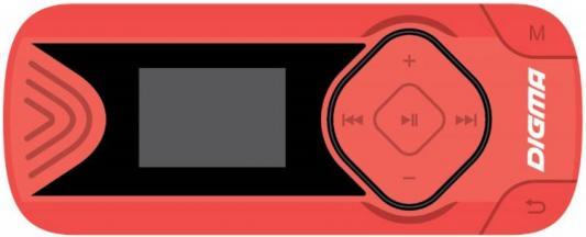 Плеер Digma R3 8Gb красный