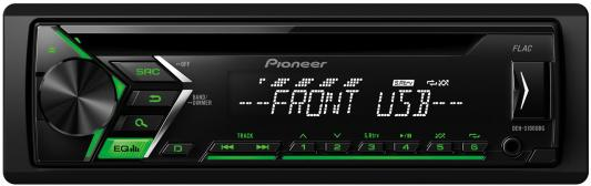 Автомагнитола Pioneer DEH-S100UBG USB MP3 CD FM 1DIN 4x50Вт черный closed loop stepper motor 57j1854ec 1000 2hss57 driver 0 9n m nema 23 hybrid 2 phase step motor with 3m encoder cable