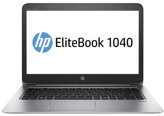 Ноутбук HP EliteBook 1040 G3 (1EN19EA) for hp elitebook 8460p laptop palmrest with touchpad 642747 001 95