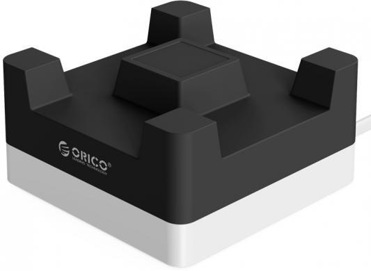 Сетевое зарядное устройство Orico CHA-4U-EU 4 x USB 2.4А черный