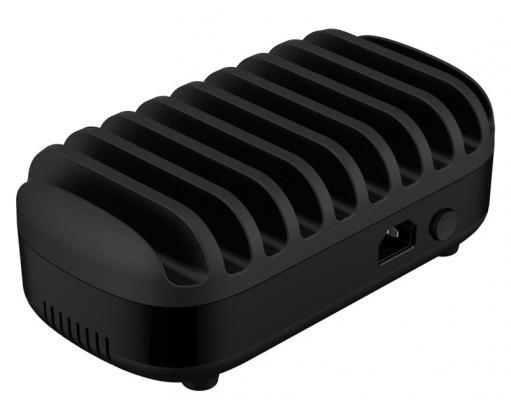 Сетевое зарядное устройство Orico DUK-10P-BK USB 2.4А черный