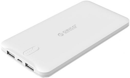 Портативное зарядное устройство Orico LD50 (белый) кабель orico orico cer3 10 белый
