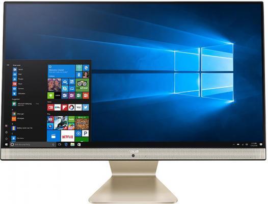 Моноблок 23.8 ASUS V241ICGK-BA021T 1920 x 1080 Intel Core i5-7200U 4Gb 1Tb nVidia GeForce GT 930МХ 2048 Мб Windows 10 золотистый 90PT01W1-M00510 моноблок 23 6 msi pro 24 6nc 023ru 1920 x 1080 intel core i3 6100 8gb 1tb nvidia geforce gt 930мх 2048 мб windows 10 home черный 9s6 ae9311 023