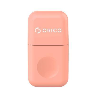 Картридер внешний Orico CRS12 USB3.0 microSD оранжевый orico crs12 orange картридер