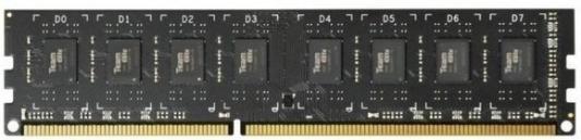 Оперативная память 8Gb PC3-12800 1600MHz DDR3 DIMM TEAM TED38G1600C1101