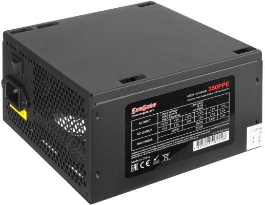 БП ATX 700 Вт Exegate 700PPE EX260645RUS серверный корпус 4u exegate pro 4u4020s 700 вт чёрный ex244604rus