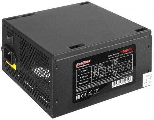 БП ATX 800 Вт Exegate 800PPE EX260647RUS блок питания exegate atx 800ppe 800w black ex260647rus