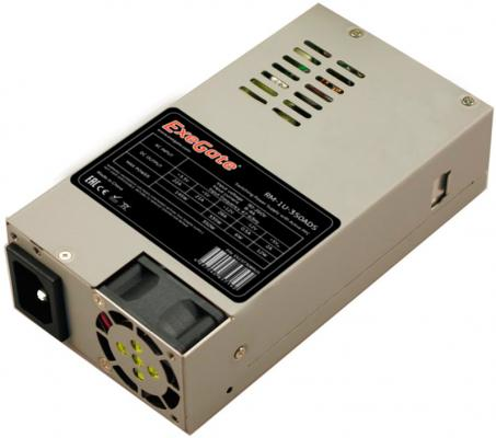БП 1U 300 Вт Exegate ServerPRO-1U-300DS EX264626RUS