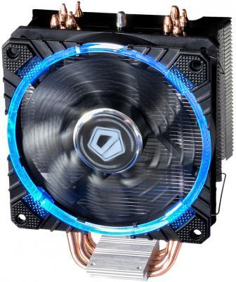 Кулер для процессора ID-Cooling SE-214C-B Socket 1150/1151/1155/1156/2066/1356/1366/2011/2011-3/AM2/AM2+/AM3/AM3+/FM1/AM4/FM2/FM2+