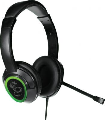 Гарнитура QUMO Flex GHS 0003 черный gaming headset qumo champion ghs 0001