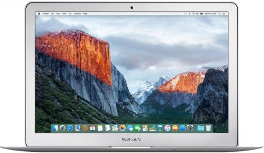 "Ноутбук Apple MacBook Air 13.3"" 1440x900 Intel Core i7 512 Gb 8Gb Intel HD Graphics 6000 серебристый macOS Z0UV0002H"