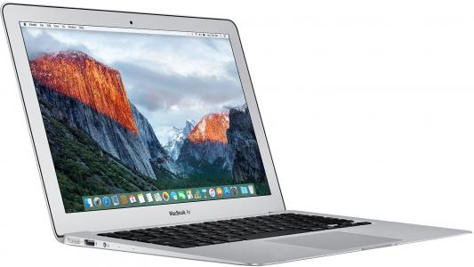"Ноутбук Apple MacBook Air 13.3"" 1440x900 Intel Core i7 512 Gb 8Gb Intel HD Graphics 6000 серебристый macOS Z0UV0002H"