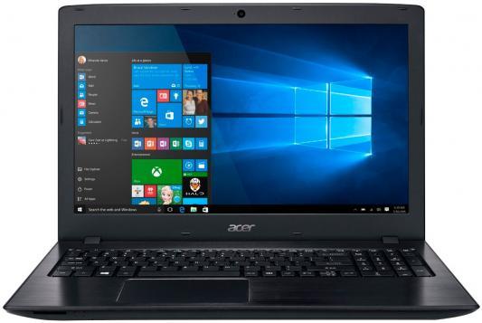 Ноутбук Acer Aspire E5-575G-31ZB 15.6 1920x1080 Intel Core i3-6006U NX.GDWER.097 ноутбук acer aspire e5 575g 31zb nx gdwer 097