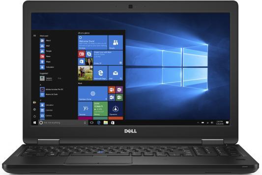 Ноутбук DELL Precision 3520 15.6 1920x1080 Intel Core i7-6820HQ адаптер dell intel ethernet i350 1gb 4p 540 bbhf