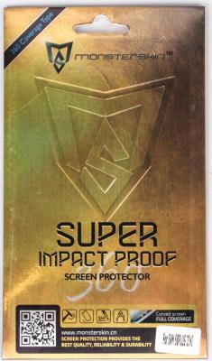 Пленка защитная MonsterSkin Super Impact Proof 360 для Samsung Galaxy S8+ аксессуар защитная плёнка для samsung galaxy s7 monsterskin super impact proof 360