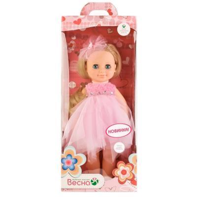 Кукла ВЕСНА Анна 25 42 см говорящая В3061/о кукла весна анжелика 3 38 см говорящая в1423 о
