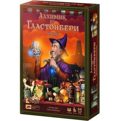 Настольная игра Cosmodrome games семейная Алхимик из Гластонбери 52014 настольная игра 500 злобных карт версия 2 0 издательство cosmodrome games