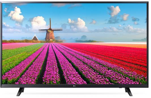 Телевизор LG 55LJ540V черный