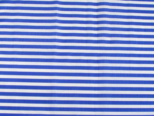 Бумага креповая Koh-i-Noor бело-фиолетовая полоска 200х50 см рулон 9755/64
