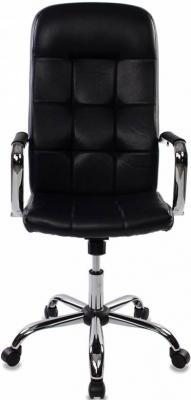 Кресло Бюрократ CH-909/BLACK искусственная кожа черный