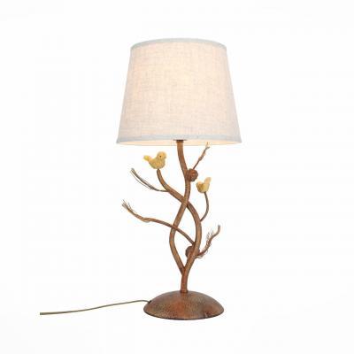 Настольная лампа ST Luce Uccellino SL167.704.01 настольная лампа st luce riposo sle102 204 01